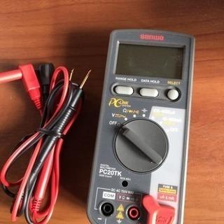 sanwa ディジタルマルチメーター