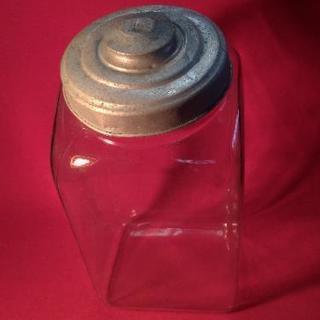 ガラス容器 ガラス瓶 昭和レトロ アンティーク