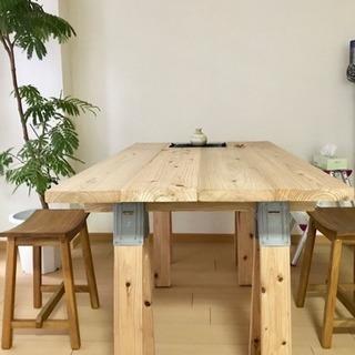 DIY テーブル