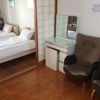 最大4名まで宿泊可能  那覇空港や国際通りへのアクセス良好!