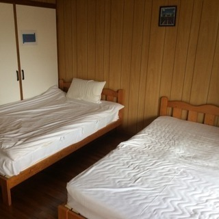 那覇空港も国際通りへのアクセス良好!最大6名まで宿泊出来ます。