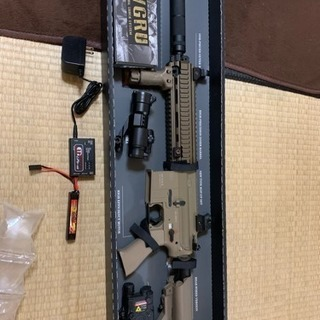 BOLT HK416DEVGRU 早期購入限定