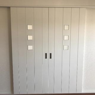 LIXIL 室内ドア 引き戸 2枚セット ほぼ未使用