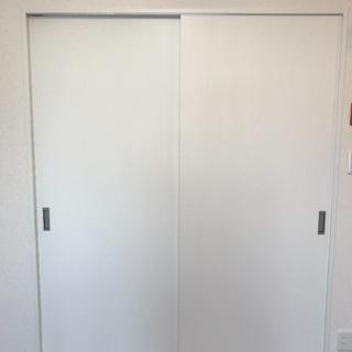 LIXIL 室内ドア 2枚セット ほぼ未使用