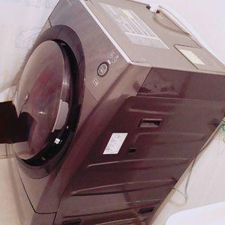 ドラム式洗濯機!乾燥機付き9kg!