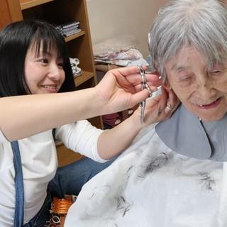 ご高齢や病気などで外出が困難な方へ。福祉理美容士による出張カット...