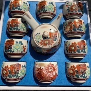 新品 茶器 九谷焼