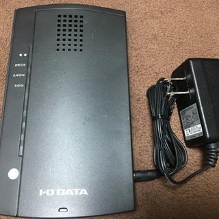 《中古》無線LANルーター WN-AC1167GR