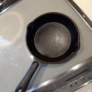 スキレット 鋳物フライパン 16cm