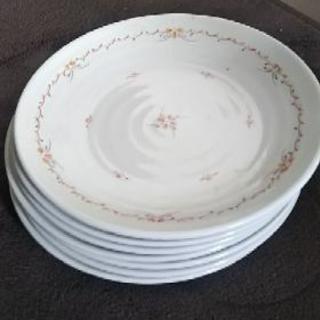 ほぼ未使用✨メラミン食器プレート7枚