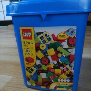5歳からのレゴブロック