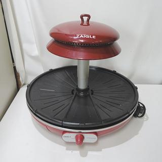 赤外線卓上調理器 ZAIGLE/ザイグル 卓上無煙ロースター ホ...