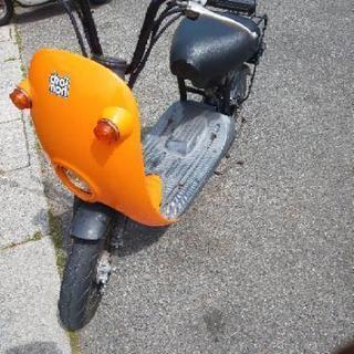 スズキ チョイノリ50cc 原付