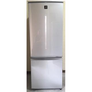 単身用冷蔵庫/SHARP/2012年製/167ℓ