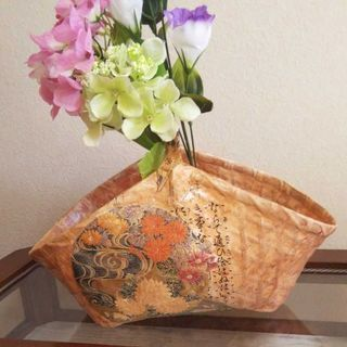一閑張り(いっかんばり)伝統工芸品体験教室