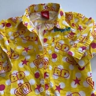 BABY DOLL シャツ 80㌢