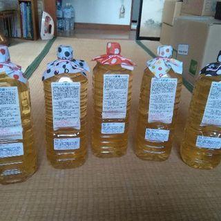 自然の恵みの木酢液家庭菜園&園芸に2リットル入り5本セット