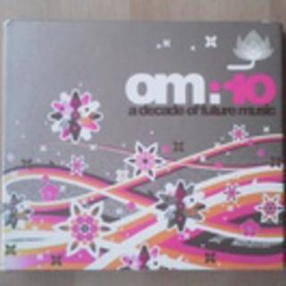ハウス系CD・3枚組み (Om: 10 a Decade of ...