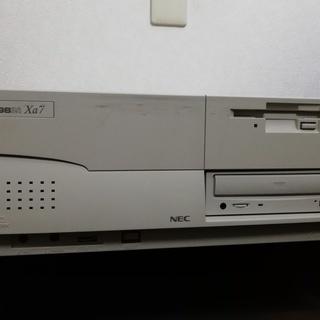 NEC PC-9821 Xa7 (ジャンク)