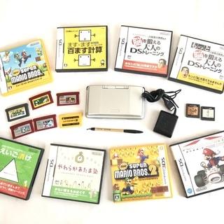任天堂 DS 本体 ソフト 16本セット マリオカート ニュース...