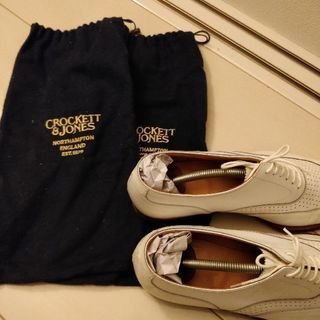 【CROCKETT & JONES】革靴 35000円