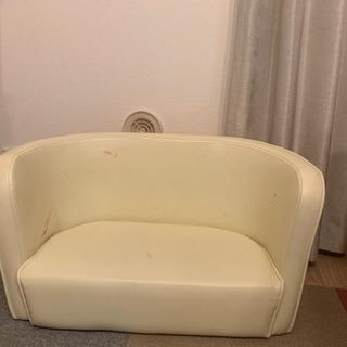 子供用椅子 小さなソファ(小さな子2人座れます)
