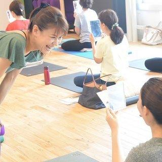 【7/23】フェイシャルヨガ(顔ヨガ):体験イベント − 東京都