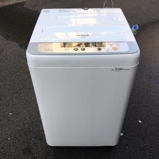 💕【取付無料】安心のパナソニック 5.0Kg 洗濯機 2015年製