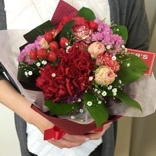 母の日花束2000〜.お届け11日限.申込受付残6件、お早めに💐 - 地元のお店