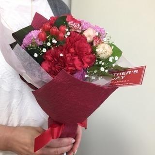 母の日花束2000〜.お届け11日限.申込受付残6件、お早めに💐 − 福岡県
