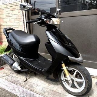 スズキ インチアップZZ 原付 50cc スクーター