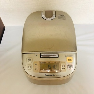 Panasonic炊飯機