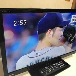 【★値下★】デジタルハイビジョン液晶テレビ 23型 TOSHIBA 管理No17 (送料無料) − 大阪府