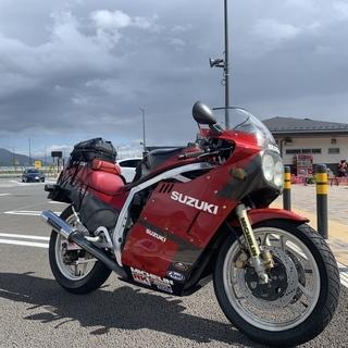 車検残1年 油冷GSX-R750初期型 ヨシムラカラー・サイクロ...