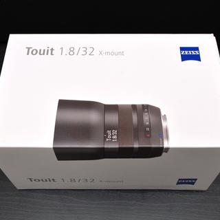 Touit 1.8/32 X-mount