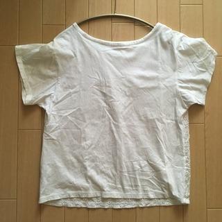 ユニクロ Tシャツ 半袖カットソー M