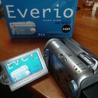 「本日限定」値下げ!HDDビデオカメラ