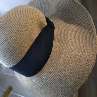 折り畳める 紐つき帽子