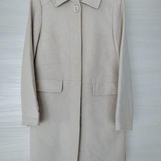 【値下げ!】ナチュラルビューティベイシック 薄手のコート