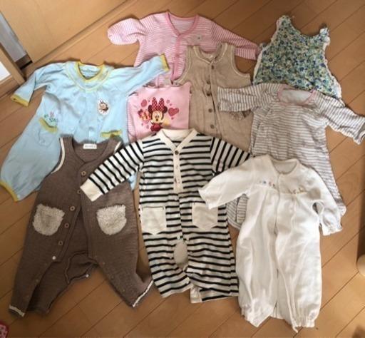 c28270308933b 70 ベビー服 (shi.ha.na) 宮の沢のベビー用品《ベビー服》の中古あげます ...