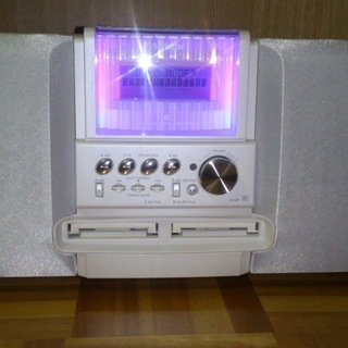 Victor MD→MD録音 MDLP コンポ NS-W9-W