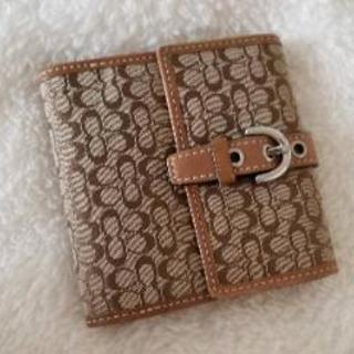COACH 二つ折り財布2