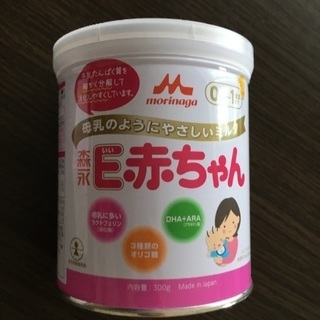 未開封 Eあかちゃん 300g缶