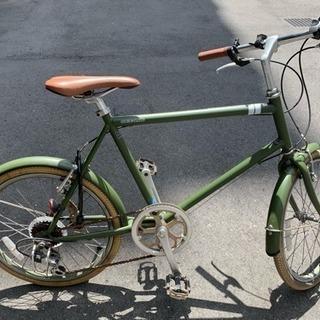 アサヒサイクル クロスバイク ミニベロ