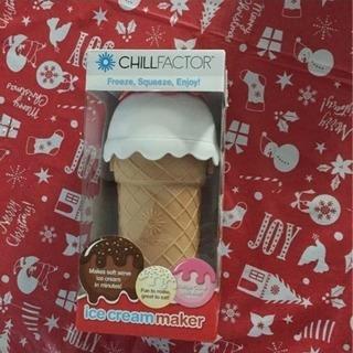 アイスクリーム メーカー