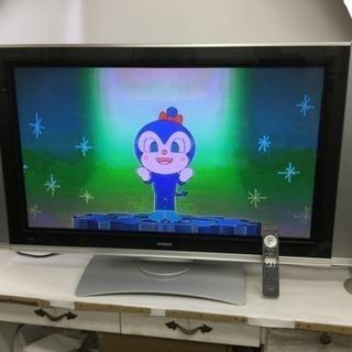 42型 日立プラズマテレビ 美品