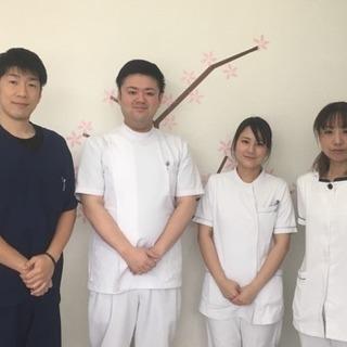 整骨院の受付スタッフ募集  資格不要  時給千円