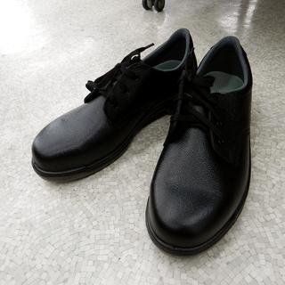 ②  安全靴 ミドリ安全 MIDORI ブラック 27EEE ☆...