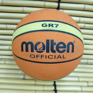 molten/モルテン バスケットボール 7号 GR7 ゴム バ...