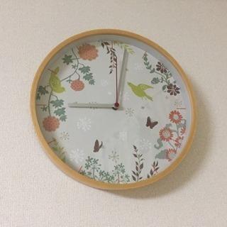 オシャレ✨壁掛け時計